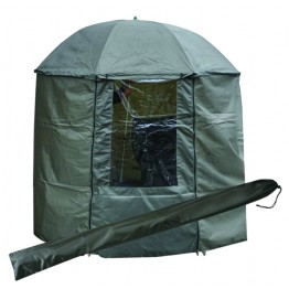 Зонт Tramp Fisher 200 с пологом